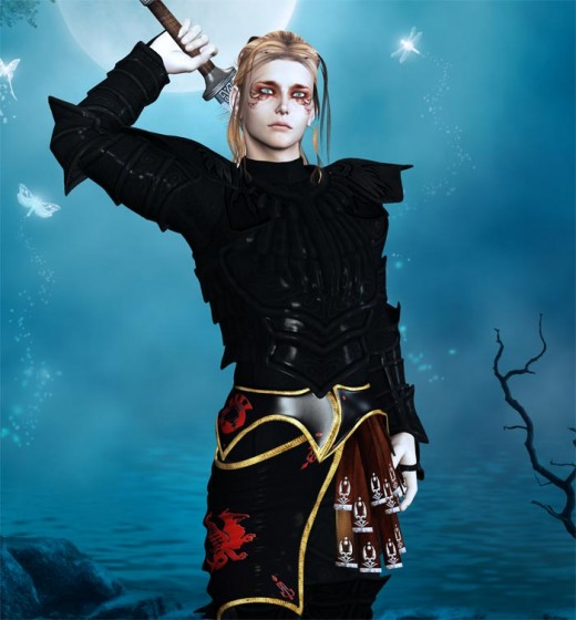 Do you think Elven men are attractive?