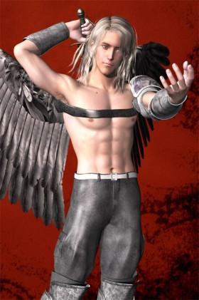 Fallen Angels are closer to humans because they are imperfect.