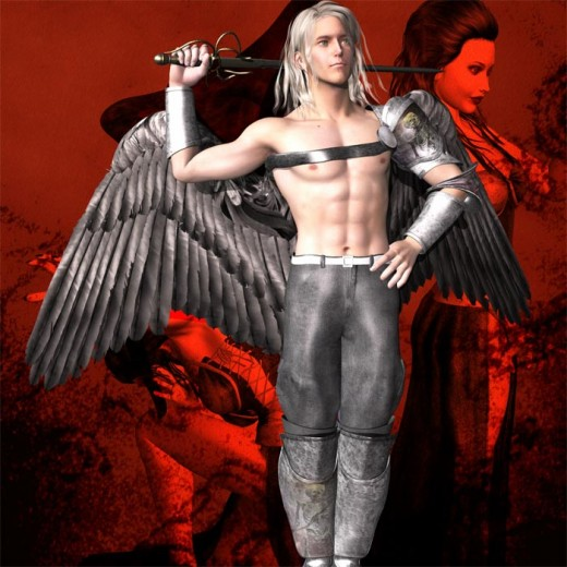 Why we love fallen angels more than angels.